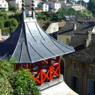 ÉPINAL – Tour Chinoise (Vosges)