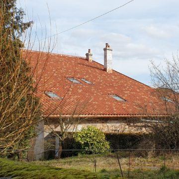 Couverture Maison du XVIIIe siècle à DEYVILLERS (88)